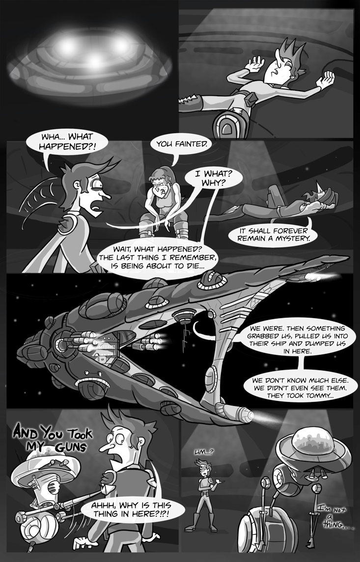 Space Action Heroes #4 - page 14