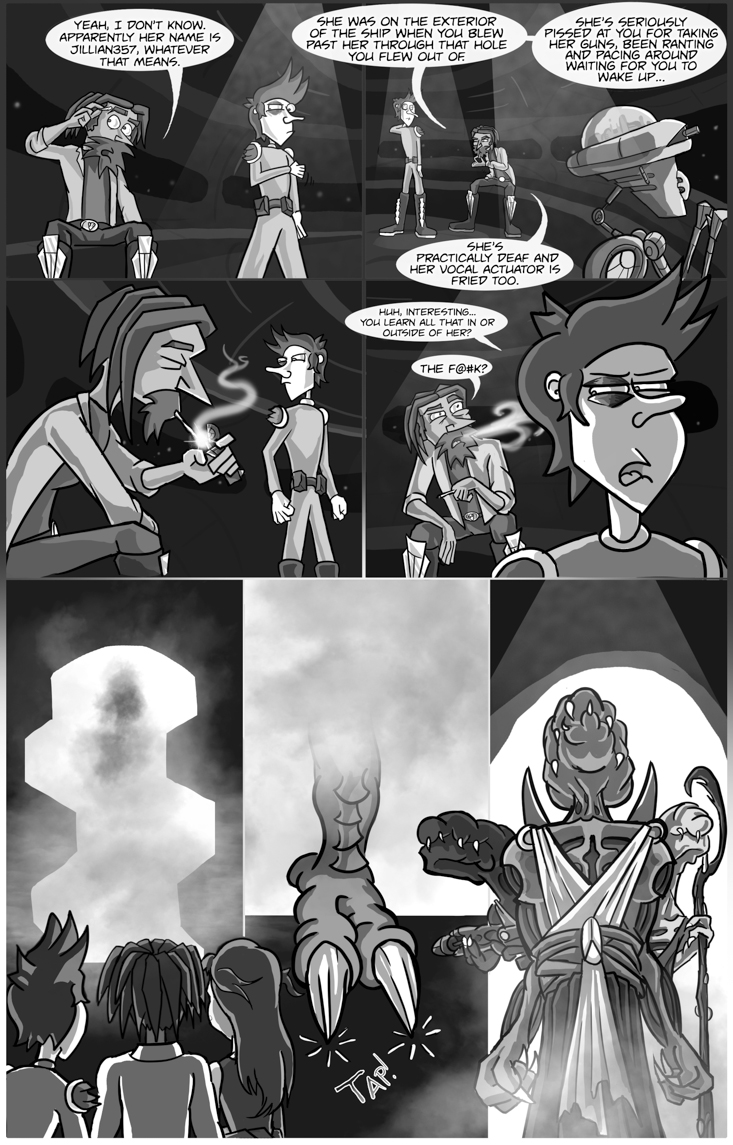 Space Action Heroes #4 - page 15