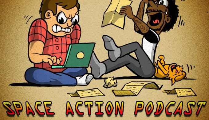 Space Action Podcast Ep. 4 – Mailbag Edition!