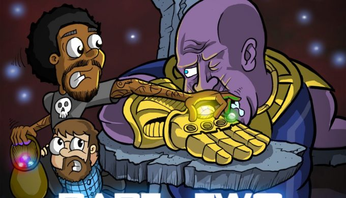 Space Action Podcast! Ep. 6 – Avengers Infinity War. Part 2!