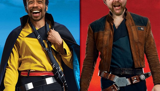 SPACE ACTION PODCAST! SOLO: A STAR WARS STORY!
