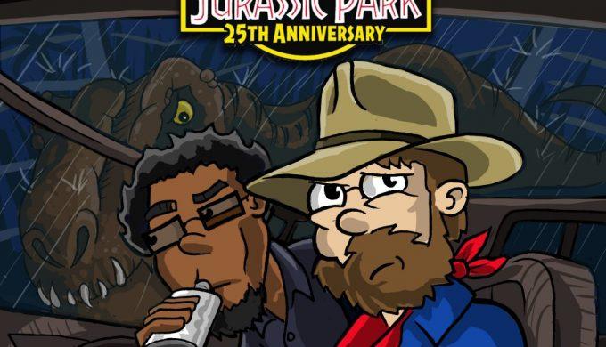 Happy Anniversary, Jurassic Park!